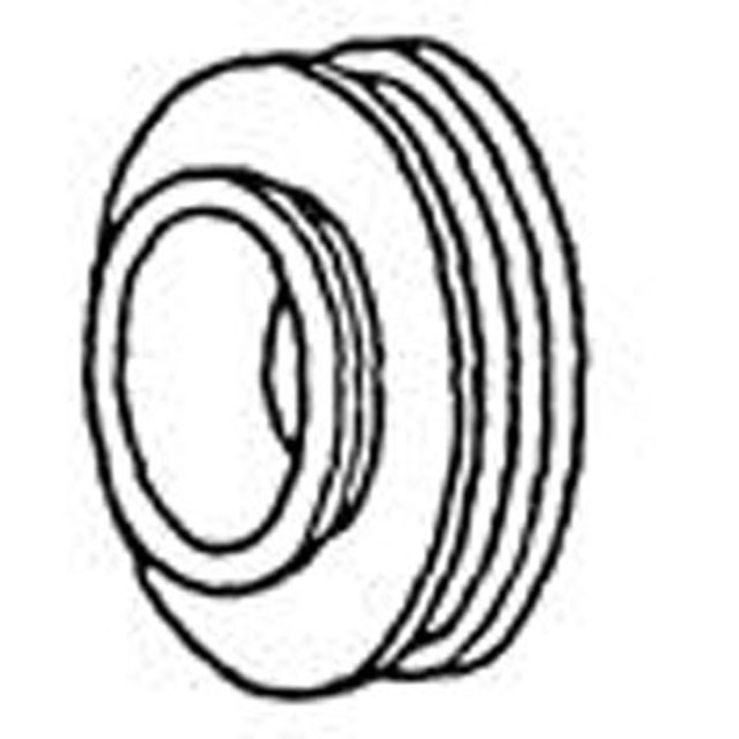 Shaft Seal 6P127A B 10P13 15 17