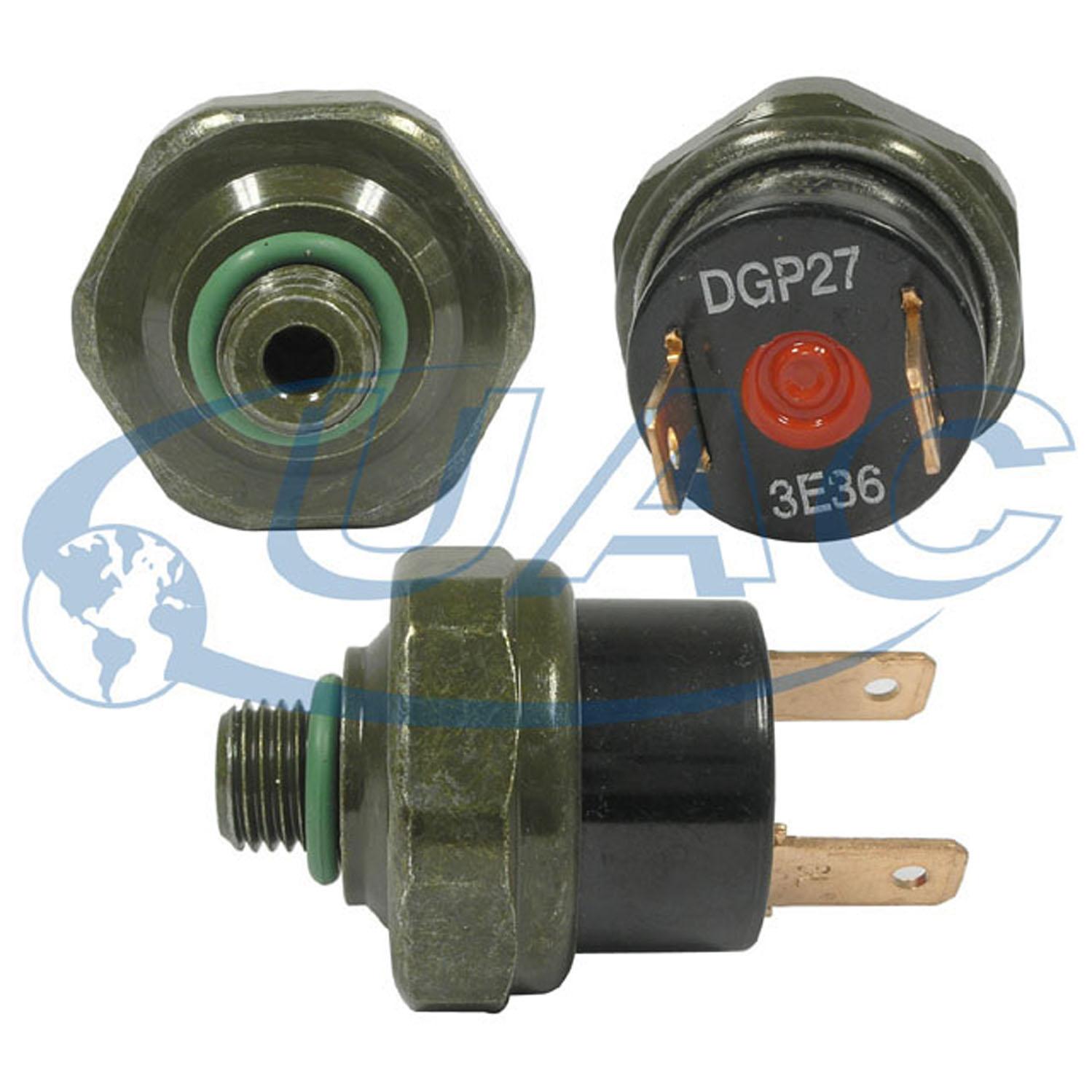 Binary HPCO/LPCO Switch M 3/8X24 NORM OPEN BI
