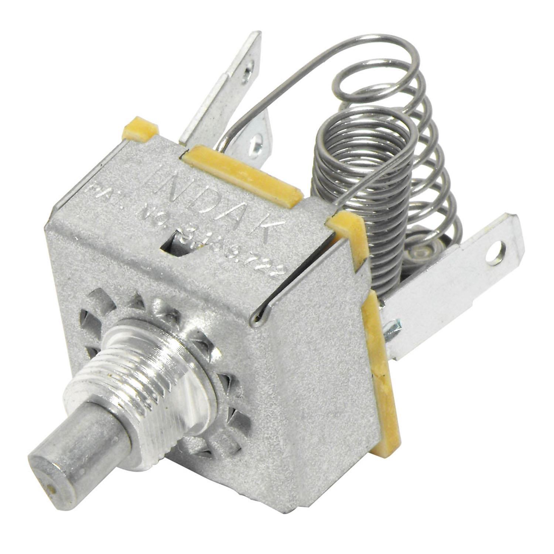 Blower Switch for Under Dash Units, Heavy Duty Trucks, and Farm Equipment