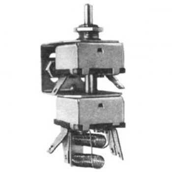 Blower Switch BLOWER SW 24V 6 TERM
