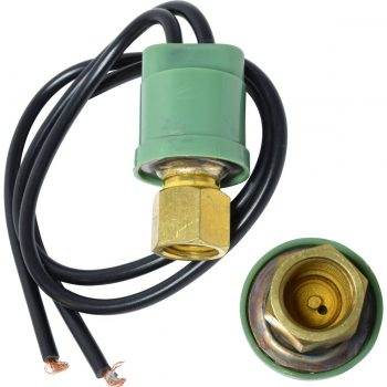 """HPCO Switch Hi-Pressure Cut-Off Switch 7/16""""-20 Female Flare Normal:Closed Open:300 psi Closed:200 psi"""