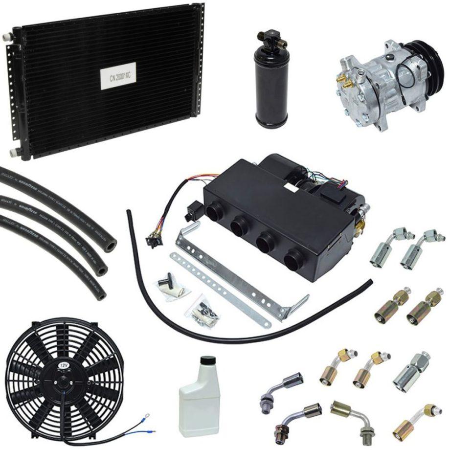 A/C / Heater Under Dash Unit UN 0894KTC